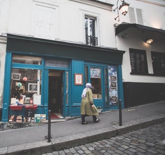 Walinkg in Paris