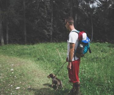 Trekking fellow